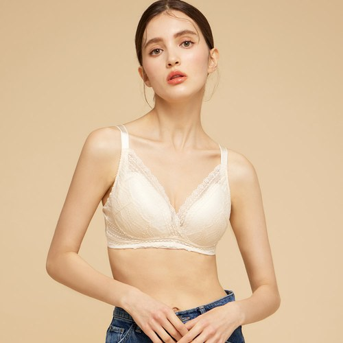Beauty Wave Cup No-Wire Bra 21S1