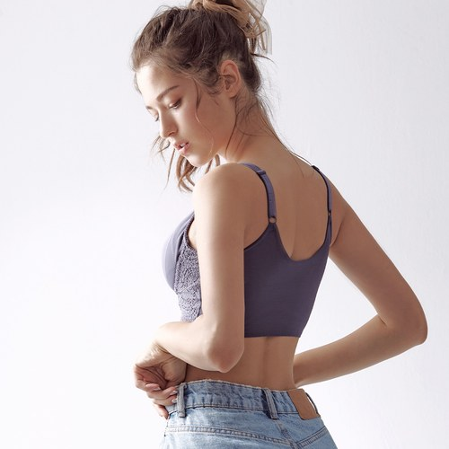 Beauty Wave Cup No-Wire Bra 21S2